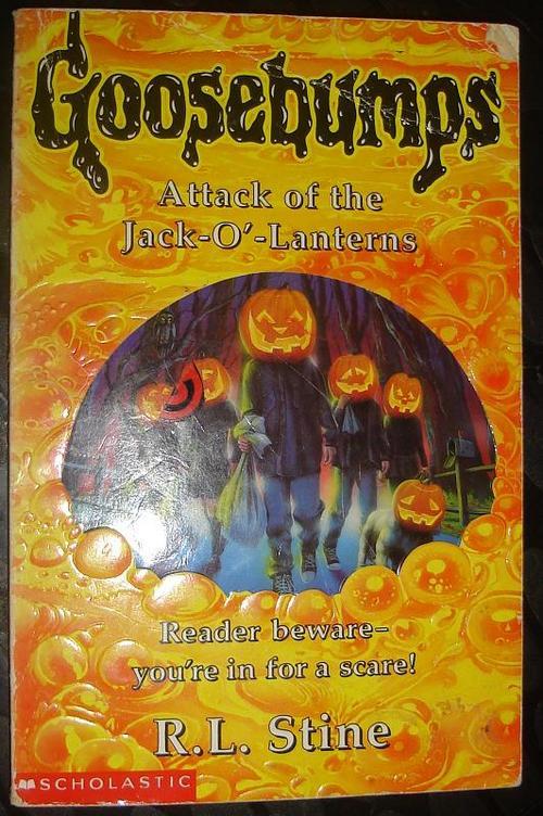 goosebumps attack of the jack o lanterns pdf