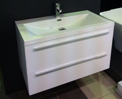 Basins vanities cabinets modern 600 mm length for Bathroom cabinet 900 x 600
