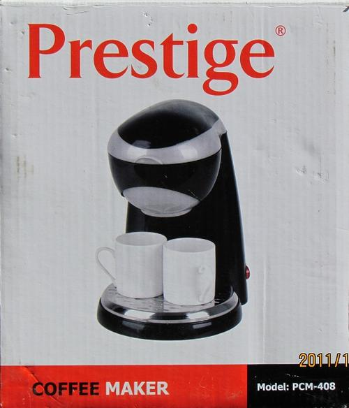 Tea & Coffee Makers - PRESTIGE COFFEE MAKER was sold for R16.00 on 7 Oct at 14:01 by Demostock ...