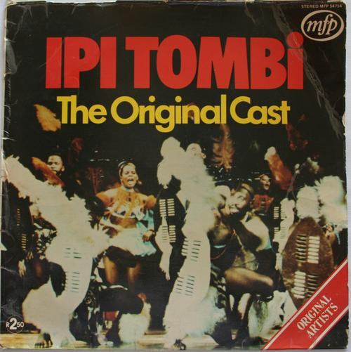 Ipi-Tombi Ipi 'N Tombia Featuring Margaret Singana - The Warrior