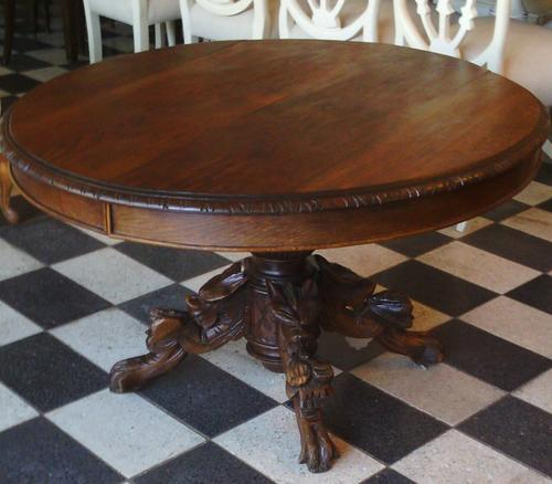 Tables French Oval Oak Coffee Table Was Sold For R4 On 27 Jul At 19 14 By Ilgiardino