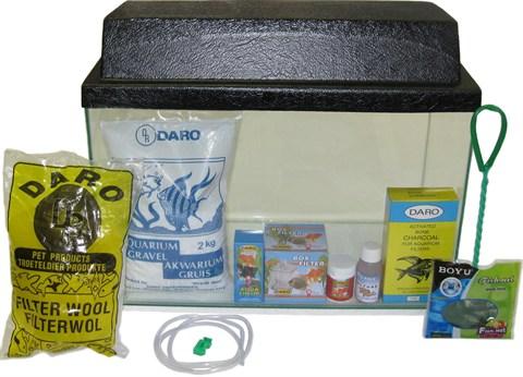Other Garden Outdoor Living Pets Aquarium Starter Kit