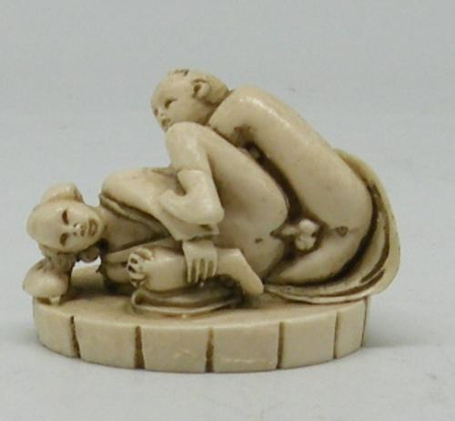 Not sure erotic resin figure want