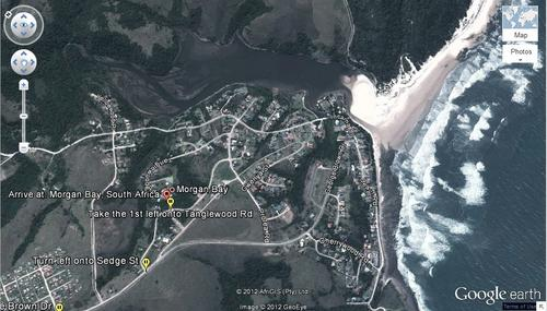 morgan bay, morgans bay, morgan's bay, resort, plot