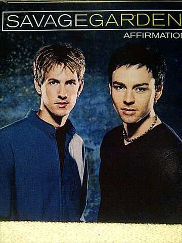 Other Music Cds Savage Garden Affirmation Was Listed