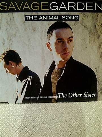 Other Music Cds Savage Garden The Animal Song Cd Single Was Listed For On 10 Feb