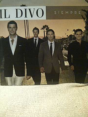 Other music cds il divo siempre was listed for on 25 nov at 00 06 by gapz in - Il divo siempre album ...