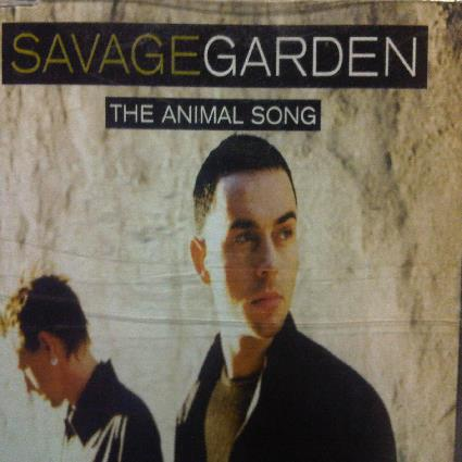 Other Music Cds Savage Garden The Animal Song Cd Single Was Listed For On 28 Feb