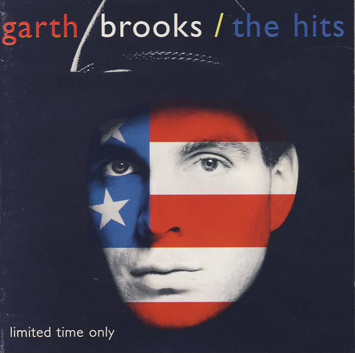 garth brooks the hits cd