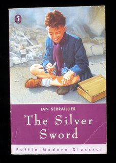 book report on the silver sword The silver sword has 220 ratings and 20 reviews anne said: this is a review for the vintage classics edition which has notes by ian serraillier's daught.