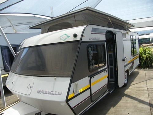 Caravans 1995 Gazelle 610 Caravan Was Listed For R82 950