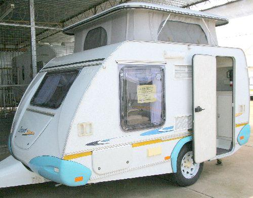 Wonderful Sherpa Tiny Caravan Immaculate