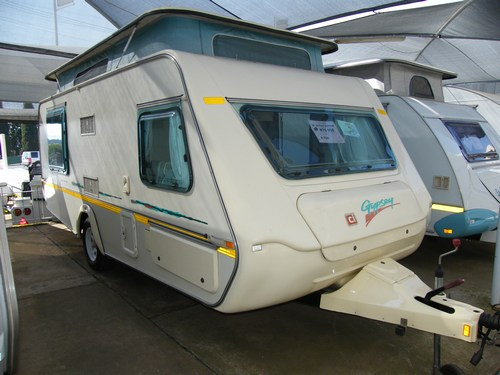 Caravans 1998 Gypsey Royale Caravan Was Listed For R75