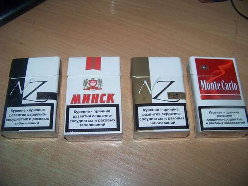 Cigarettes 555 brands available California