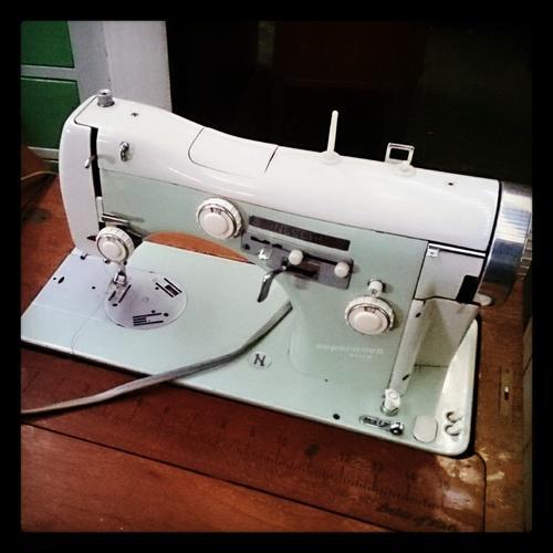 necchi supernova sewing machine