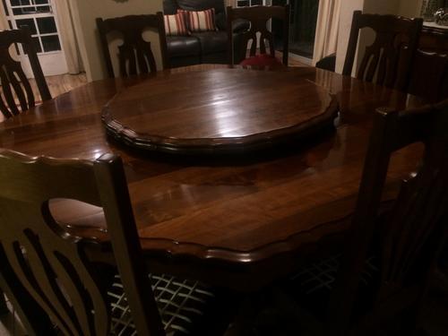 Dining room suites beautiul imbuia wood 8 seater dining for 8 seater dining room suites