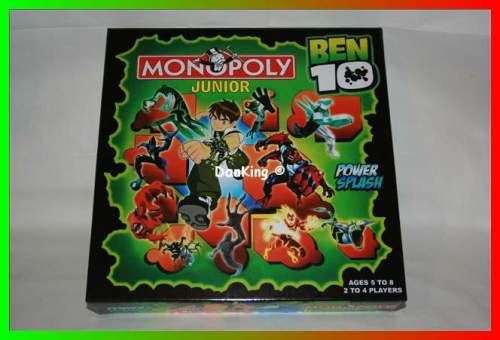 monopoly junior instructions 2017