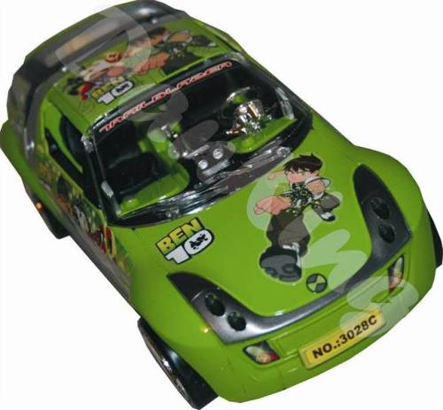 ** Ben 10 Car ** For The Boys !!! Was Sold For