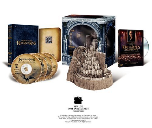 box sets the lord of the rings special extended edition