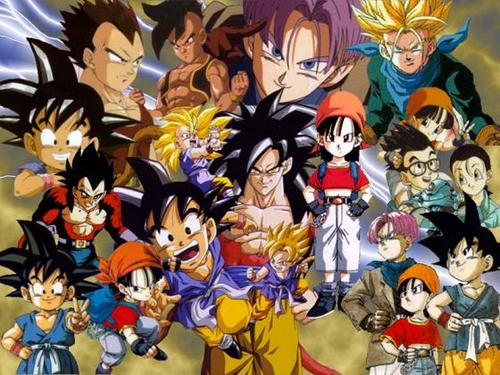 Dragon Ball Gt Episode 12 Youtube