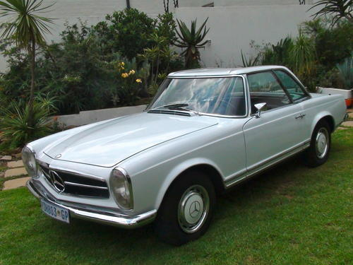 Mercedes benz classic mercedes benz pagoda 280sl was for Looking for mercedes benz for sale