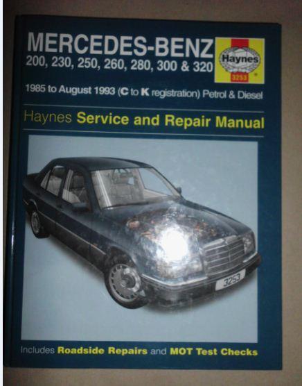 Service manual automobile fuse manual for a 1993 mercedes for 1991 mercedes benz 300e repair manual