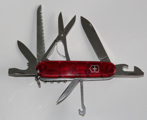 Pocket Knives Victorinox 91mm Swiss Army Knife