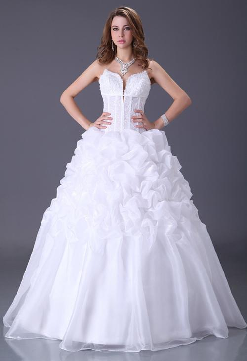 Ball Gown Wedding Dresses In Johannesburg : Wedding dresses in stock size white off shoulder