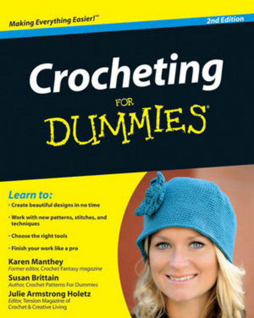 Crocheting for Dummies 2nd Edition PDF eBook