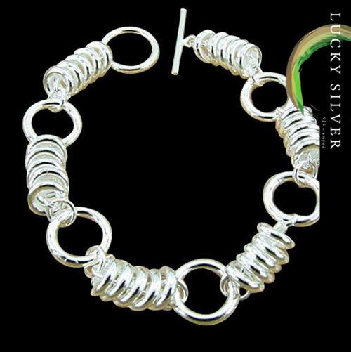 925 Sterling Silver EP bracelet
