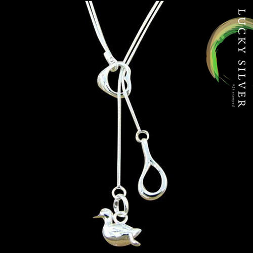 sterling silver necklace 925