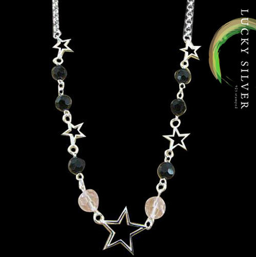 925 sterling silver jewellery necklace