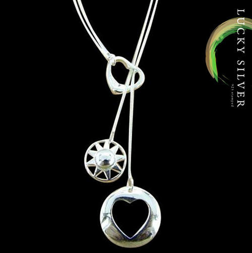 sterling silver jewellery necklace 925