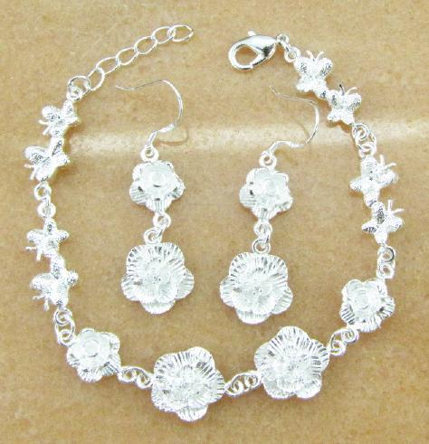 lucky 925 sterling silver Bracelet