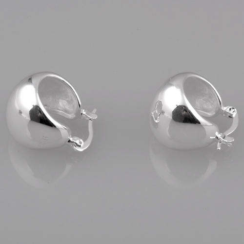 lucky 925 sterling silver earrings