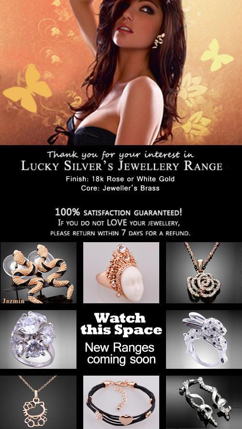 10x 925 Sterling Silver jewellery