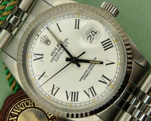 buy rolex datejust watch QUiCKSET MENS ROLEX DATEJUST AUTOMATIC ROMAN WATCH # value sale #