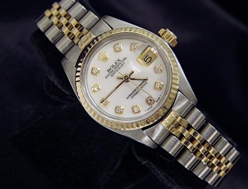 buy ladies diamond gold rolex eswift online premiuim watch gallery