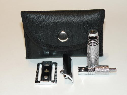 double edge razor safety razor wet shave razor pearl vintage gillette razor shave razor double edge safety razor travel razor
