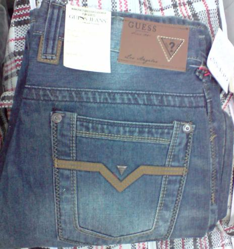 Jeans - MENS GUESS PREMIUM JEANS was sold for R300.00 on 28 Dec at ...