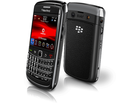 BLACKBERRY 9700 (BOLD2) 2011