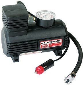 12 Volt Mini Air Compressor 250 PSI ProForge