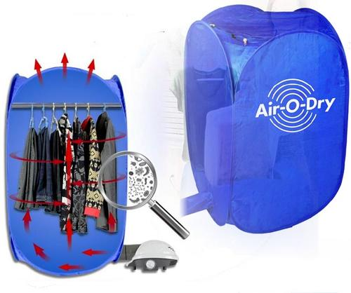 Blue Clothes Dryer ~ Air o dry portable clothes dryer blue with tobi travel
