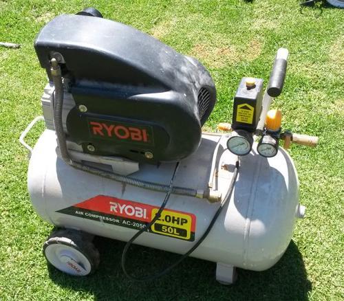 ryobi compressor ac 2050 manual