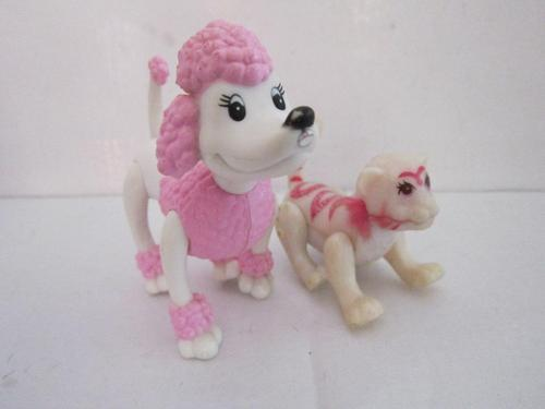 Other Collectable Toys - Articulated Plastic Poodle and Cat was sold ...