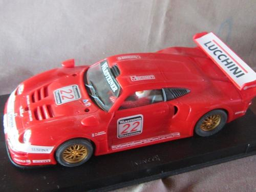 cars ninco porsche 911 gt1 boxed 1 32 scale was sold for on 23 jan at 17 18 by. Black Bedroom Furniture Sets. Home Design Ideas