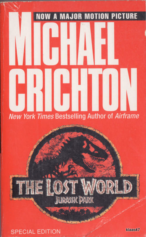 a book report on jurassic park by michael crichton Buy jurassic park new ed by michael crichton (isbn: 9780099282914) from amazon's book store everyday low prices and free delivery on eligible orders.
