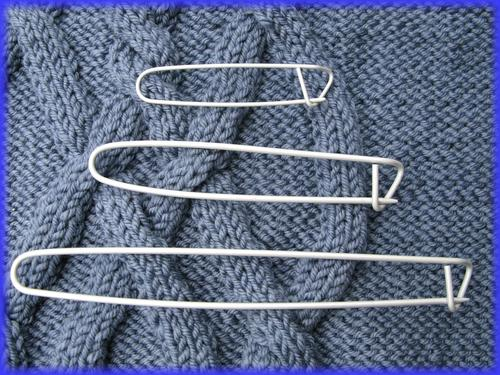 Knit Pro Stitch Holders : Needles - Knitting stitch holder 7cm long. was listed for R18.00 on 3 May at ...