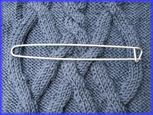 Needles - Knitting stitch holder 16cm long. was listed for R22.00 on 12 Jul a...