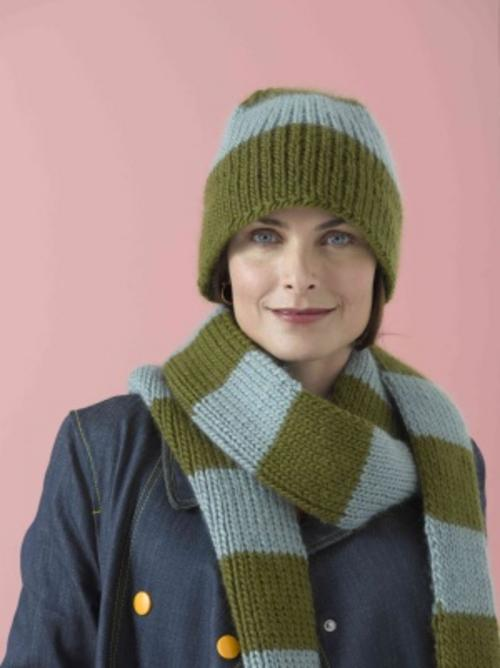 Knitting Pattern For Scarf And Beanie : Patterns - 3 Knitting patterns for beanies and scarves. E-mail or hardcopy wa...